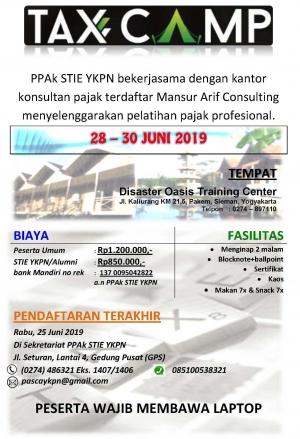 Tax Camp