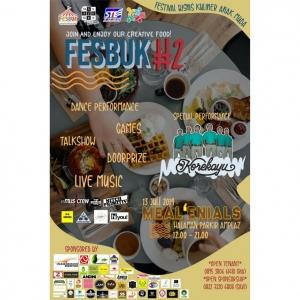 FESBUK #2 (Festival Bisnis Untuk Kewirausahaan)