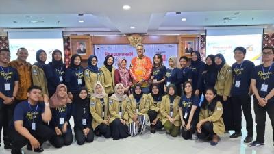 Ceremonial dan Pengukuhan Relawan Pajak Di Kantor Wilayah DJP DIY