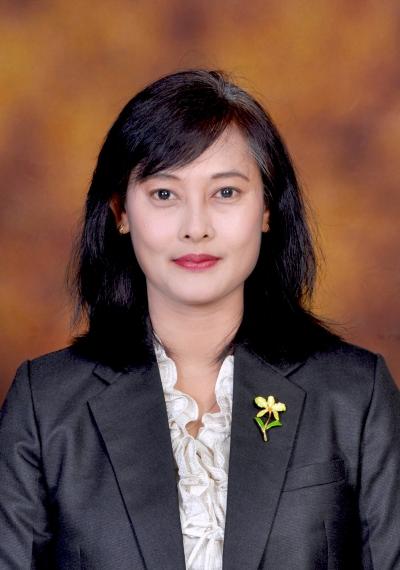 Shita Lusi Wardhani, Dra., M.Si.