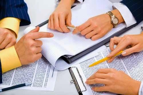 Bimbingan Perwalian Dr. Efraim Ferdinan Giri, M.SI., Ak., Ca,  Dra. Enny Pudjiastuti MBA., Ak., Ca dan Dr. Rudy Badrudin M.Si