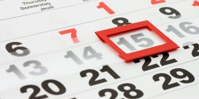 Perubahan jadwal kuliah pengganti libur