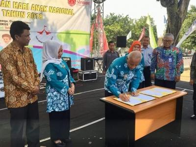 STIE YKPN jalin kerjasama dengan Pemerintah Kabupaten Sleman